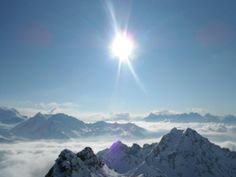 #Beautiful #Verbier #snow Lakes, Switzerland, Travel Guide, Mount Everest, Snow, Mountains, Nature, Beautiful, Nice Asses