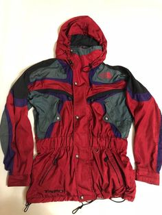 Vintage The North Face TNFX Mens Red Multicolor 90s Ski Snow Jacket L Large Rare | Clothing, Shoes & Accessories, Men's Clothing, Coats & Jackets | eBay!