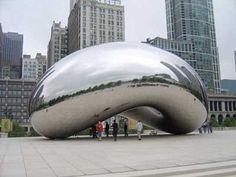 Chicago- Millenium Park
