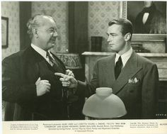 AND NOW TOMORROW - Cecil Kellaway & Alan Ladd - Paramount Pictures - Publicity Still. Loretta Young, Paramount Pictures, Then And Now, American Actors, Basil, King, Movies, Films, Film Books