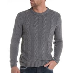 Kit à tricoter Rowan Pull Homme Fergus Jeu de mailles