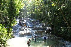 Dunns River Falls- Jamaca