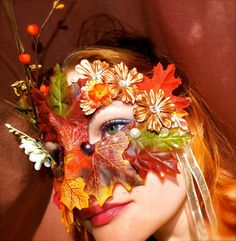 Hey, I found this really awesome Etsy listing at http://www.etsy.com/listing/160212255/fairy-mabon-autumn-mask-halloween