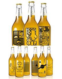 35 Embalagens de cerveja | Criatives | Blog Design, Inspirações, Tutoriais, Web Design