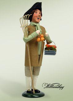 """Colonial Spring Man"""