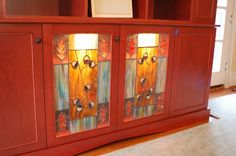 Stained Glass Door Design, Pictures, Remodel, Decor and Ideas - page 5