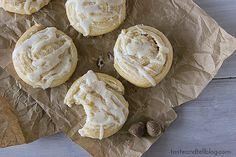 Easy Eggnog Pinwheels | www.tasteandtellblog.com #recipe #crescent