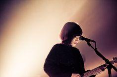 "Elena Tonra of the band ""Daughter"", Singer, Songwriter, Guitarist"