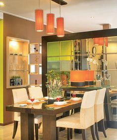 Ruang Makan Mungil Tetap Tampil Gaya   http://property.cahiya.com/ruang-makan-mungil-tetap-tampil-gaya/