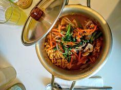 Korean food in Berlin Korean Food, Japchae, Berlin, Food And Drink, Ethnic Recipes, Korean Cuisine