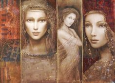 Glory of the Muses by Csaba Markus