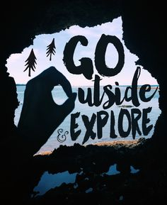 Go Outside & Explore // Travel Quote Phone Cases @seattlestravels http://seattlestravels.com/travel-quote-phone-cases/