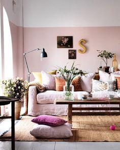 { Les Jeudis Graphiques } Peindre ses murs à moitié - DecoCrush