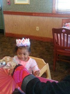 Happy 1st Birthday to my Princess♥♥