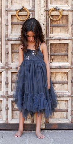 I love it when kids overdress for occasions (if they want to)