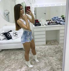 "7,900 Likes, 40 Comments - Simples Vaidade™ 425k (@simplesvaidade) on Instagram: ""Night #simplesvaidade #sv ▫ #estilo #lookbook #lookbalada #blusas #girlfashion #short #body…"""