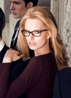 going to get my new glasses anne klein love
