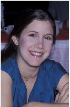 Debbie Reynolds Carrie Fisher, Carrie Frances Fisher, Carrie Fisher Young, Star Wars Cast, Star Trek, Princesa Leia, The Blues Brothers, Han And Leia, Cute Brunette