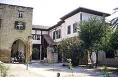 Ethnological Museum, Lefkosia (The House of Hadjigeorgakis Kornesios)