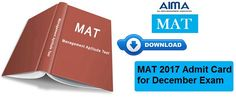 MBAUniverse: Everything that You Need to Know About MAT Exam De...
