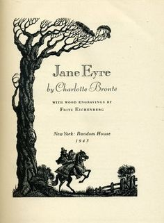 Jane Eyre by Charlotte Bronte.still my favorite book! My grandma got me reading the Bronte's, her favorite was Wuthering Heights. Charlotte Bronte, I Love Books, Great Books, Books To Read, My Books, Music Books, Reading Books, Jane Austen, Stieg Larsson