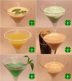The Madtinis of St. Patrick's Day