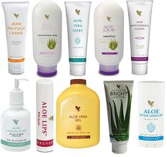 Welcome To Forever Aloe Vera Health