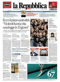 La Repubblica – 05.05.2014