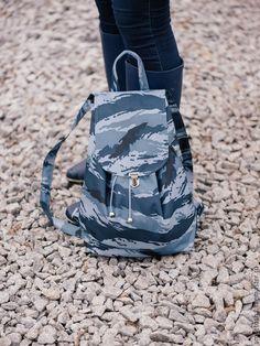 Купить Камуфляжный рюкзак из серии Urban - камуфляж, камуфляжный рюкзак, рюкзак на весну, рюкзак на лето