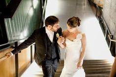 Mill City Museum wedding // Photo by Olive Juice Studios