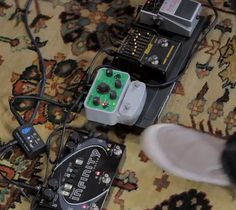 Evan Marien Bass Looping - Effects Bay Bass Pedals, Pedalboard, Rigs, Boards, Music, Planks, Musica, Wedges, Musik
