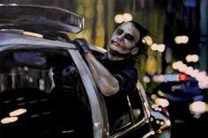 Joker's Night Out by Wanghammer.deviantart.com on @DeviantArt
