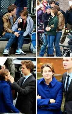 Set pictures from Amsterdam!