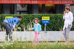 #Federer family #roger Federer #mirka federer