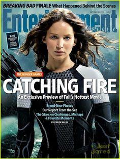 Jennifer Lawrence & Liam Hemsworth: Resting on Rock for 'Mockingjay' - Star Hollywood