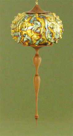 urchin ornament
