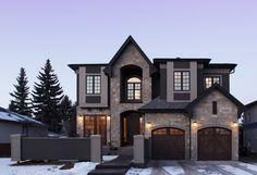 Light Brick Possible Limestone Stucco Eek Dark Roof