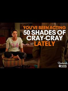 Bunheads... best line ever! and this show is amazeballs!