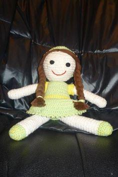 Doll (Estér) By Rocio L. Kater   # Pin++ for Pinterest #