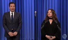 ...Poul om Musik...: Lip Sync Battle mellem Melissa McCarthy og Jimmy F...