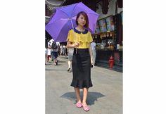 9 looks de street style direto da China
