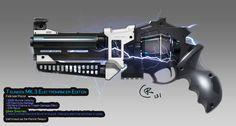 Tsunken Mk.3 Electromancer Edition by RemoteCrab131 on DeviantArt