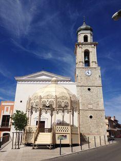 Santa Croce di Magliano ( Molise) Italy. Chiesa. By Joe Simone