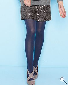 I bought this last year and I love it.Garnet Hill Sequin skirt