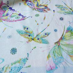 per FQ 110cm wide VERY LIMITED STOCK £10PM Briggs Snowman Cotton Fabric