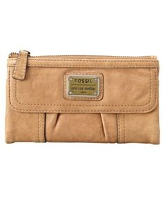 Fossil Handbag, Emory Clutch - Handbags & Accessories