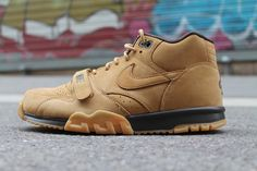 """NIKE AIR TRAINER 1 MID PRM QS """"FLAX COLLECTION"""""""