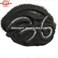 Green silicon carbide powders