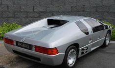 1991 Isdera Imperator 108i