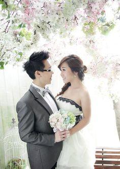 Youtuber - Tim and Bubzbeauty #Fashion #Kpop #Wedding
